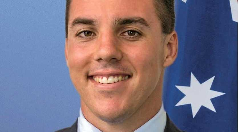 TALK TIME: Labor candidate Zac Beers (above) wants to debate with Member for Flynn Ken O'Dowd.