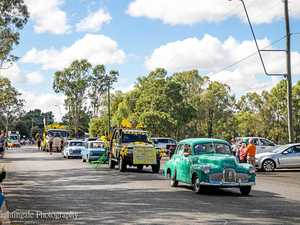 Central Highlands Easter Sunflower Festival Parade