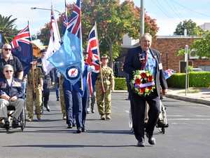 Anzac Day Dalby 2019
