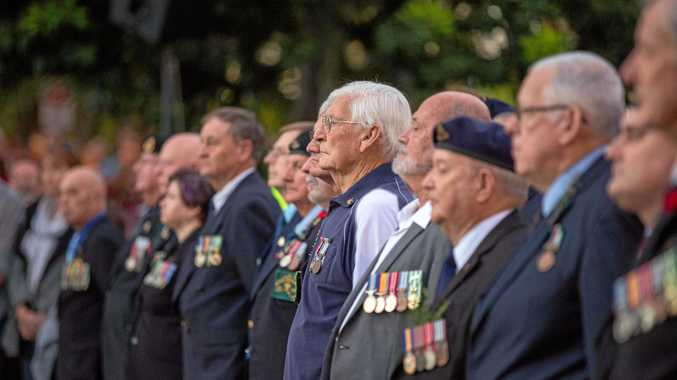 PHOTO GALLERY: A morning to honour the fallen