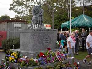Coffs Harbour Anzac Day Dawn service.