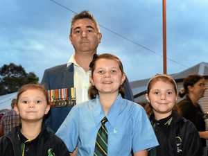 History worn close to heart at Bay dawn service