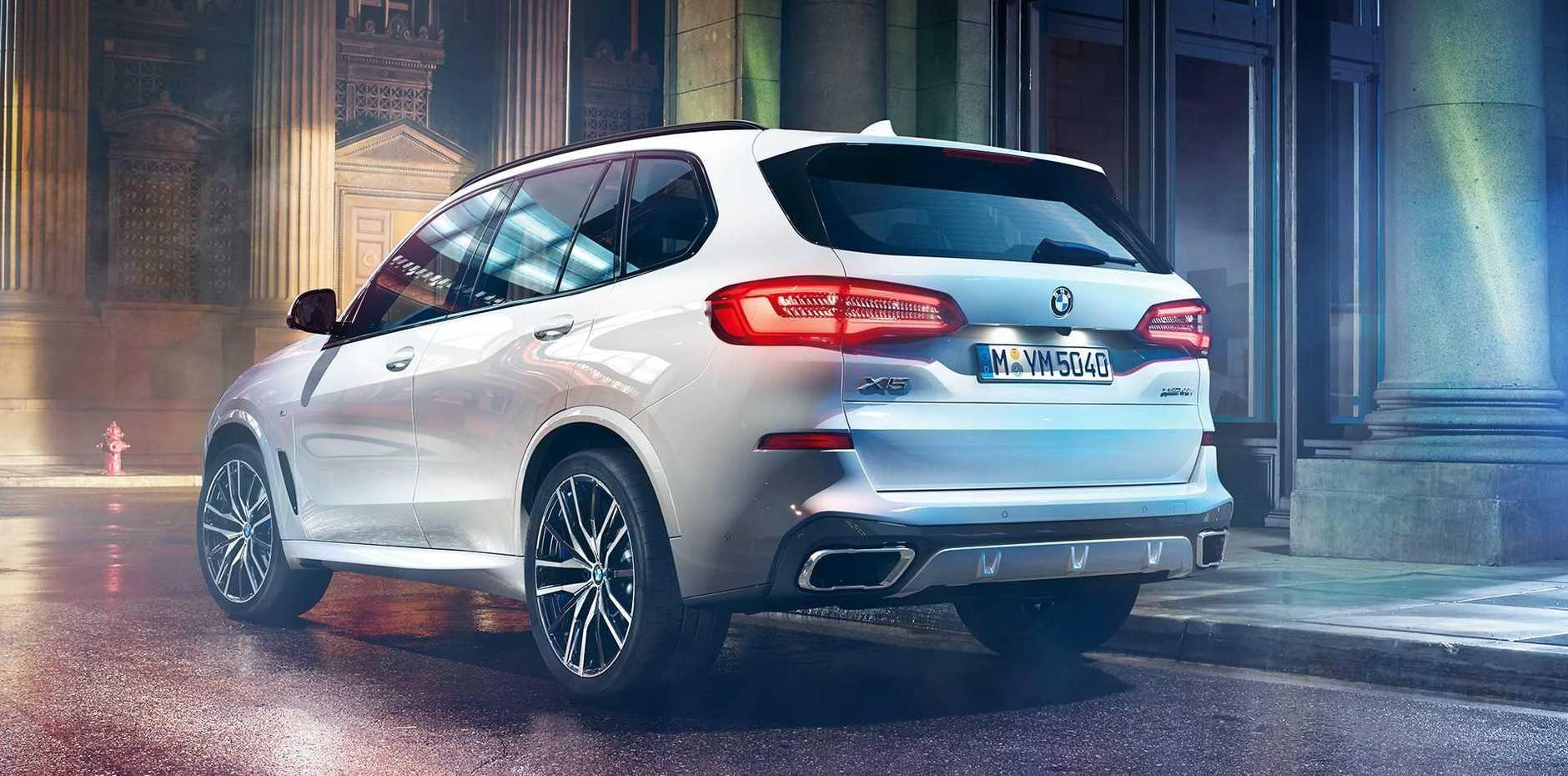 The BMW X5.