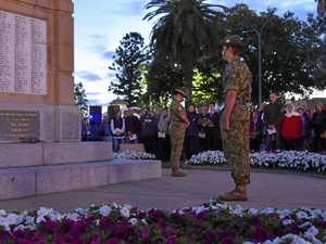 Southern Downs Anzac Day road closures