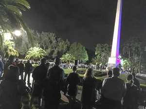 CQ remembers: Thousands turn out for ANZAC day around region