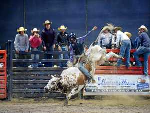 Fielder a favourite for weekend rodeo against state's best