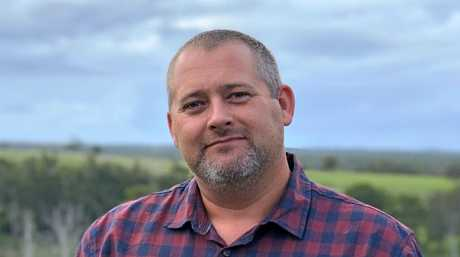 HINKLER CANDIDATE: Mr Erskine is set to run for the Fraser Anning's Conservative National Party as a Hinkler candidate.