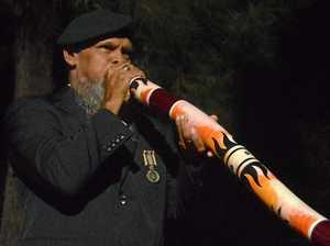 Indigenous soldier proud to honour Anzacs