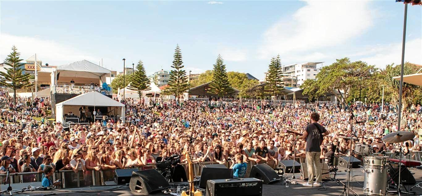 The line-up for the 2019 Caloundra Music Festival is sure to wow crowds.