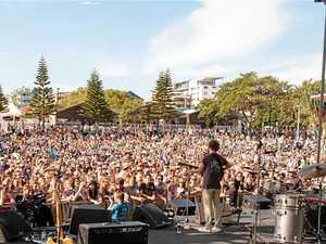 Higgins among stellar line-up for Caloundra Music Festival