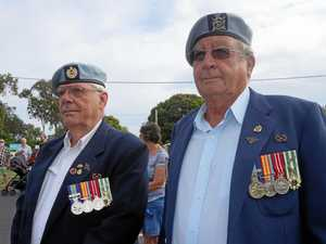 'History will never die out': Burrum Heads veterans