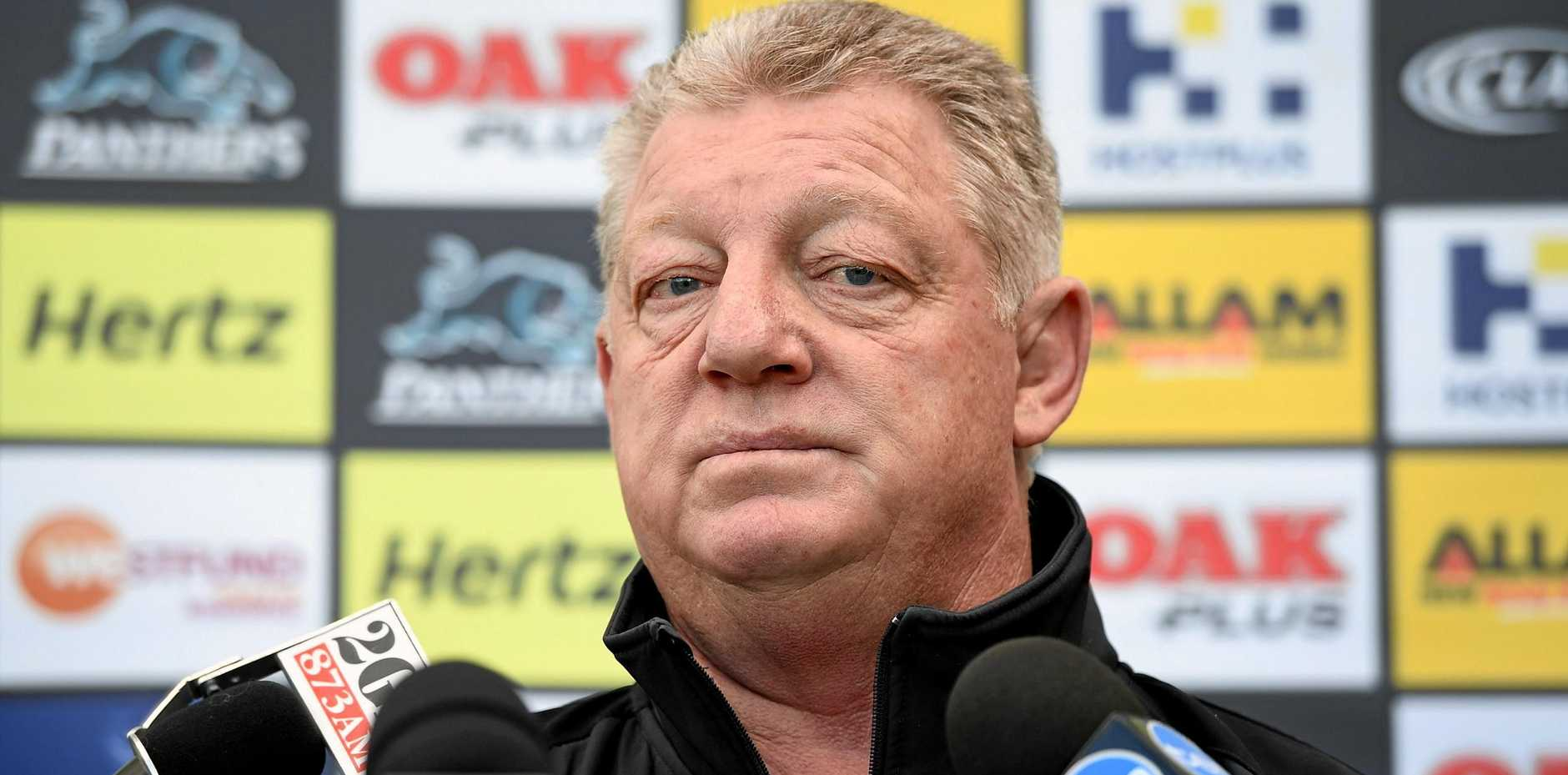 Phil Gould's rugby league smarts should be utilised by the NRL, Tony Durkin writes. Picture: Joel Carrett/AAP