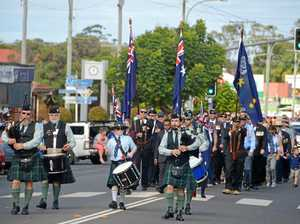 GALLERY: Kingaroy Anzac Day march 2019