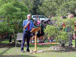 Coominya Anzac Day Service 2019