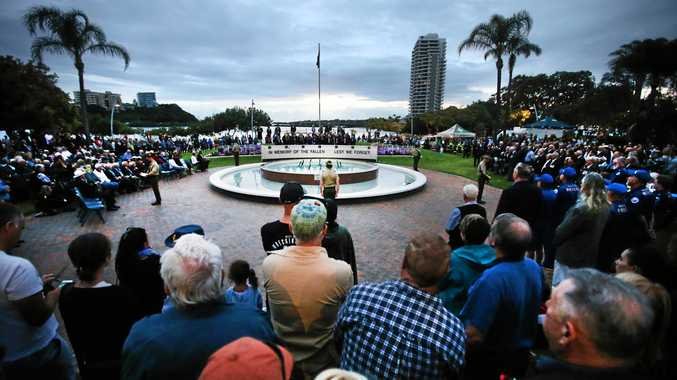 GALLERY: Anzac Day in the Tweed