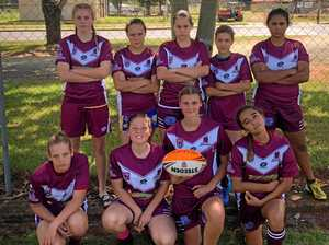 Growth spurt expected in Girls Junior Rugby League comp