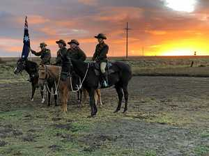 IN PICTURES: Anzac Day in Muckadilla
