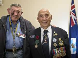 Toowoomba Navy Veterans recount time on the sea