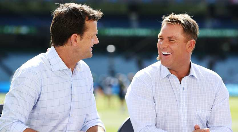 Shane Warne could be getting a new role with St Kilda.