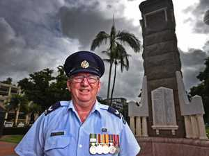 RAAF amputee preps for last Anzac Day in uniform