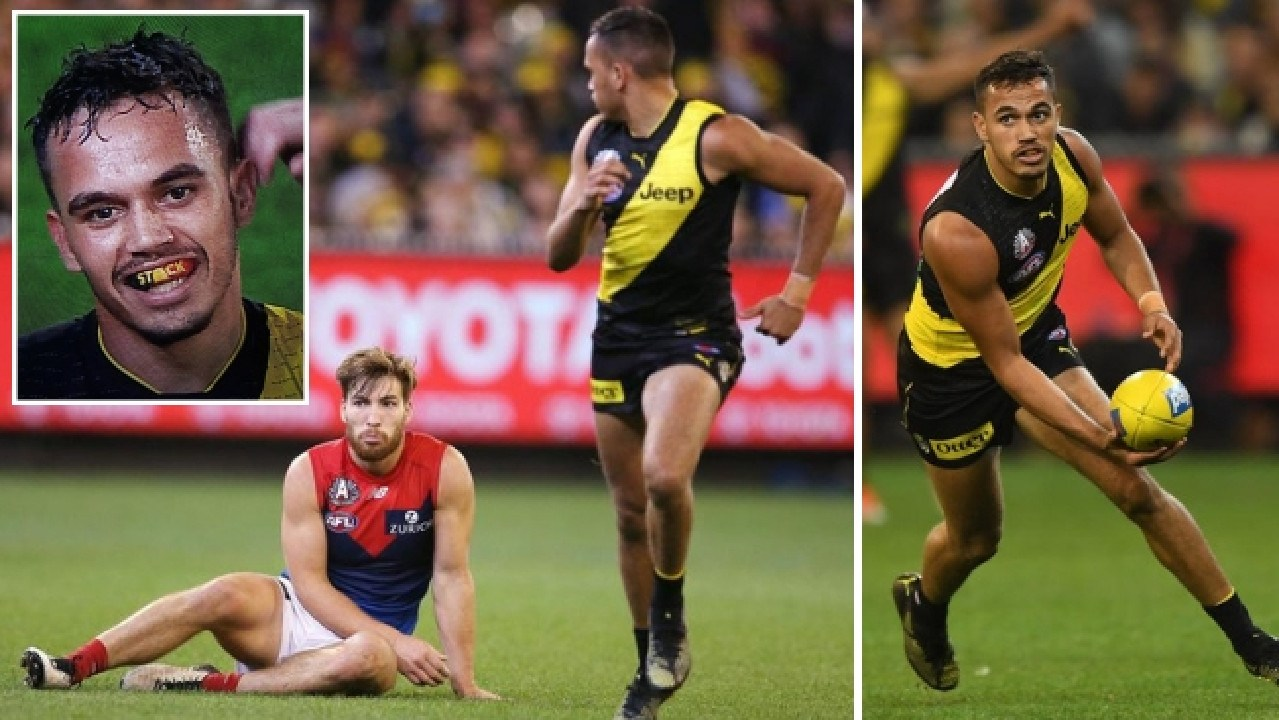 Sydney Stack is fast becoming a cult figure at Richmond.