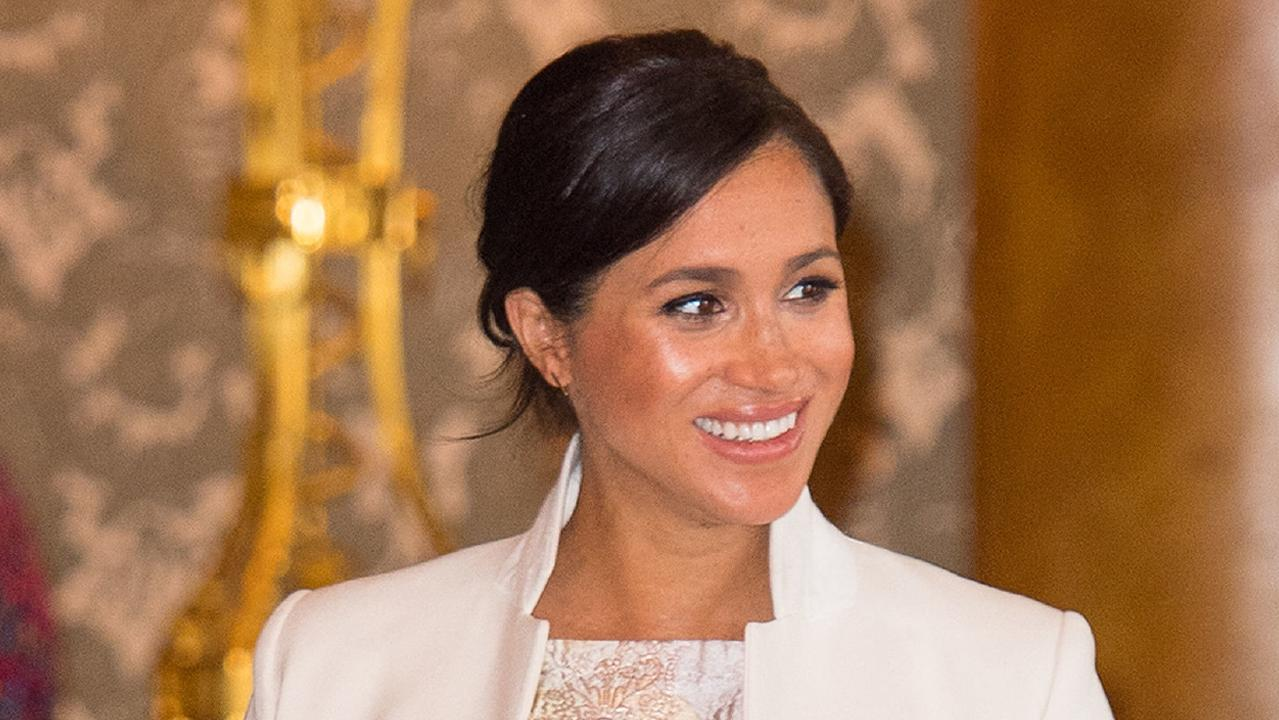 Meghan Markle is reportedly due to give birth any day now. Picture: Dominic Lipinski — WPA Pool/Getty Images