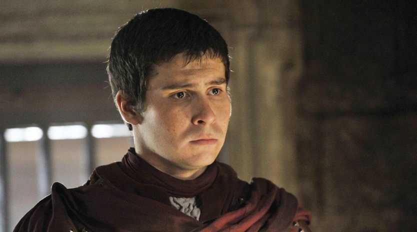 Game of Thrones star Daniel Portman has experienced a number of disturbing fan encounters.