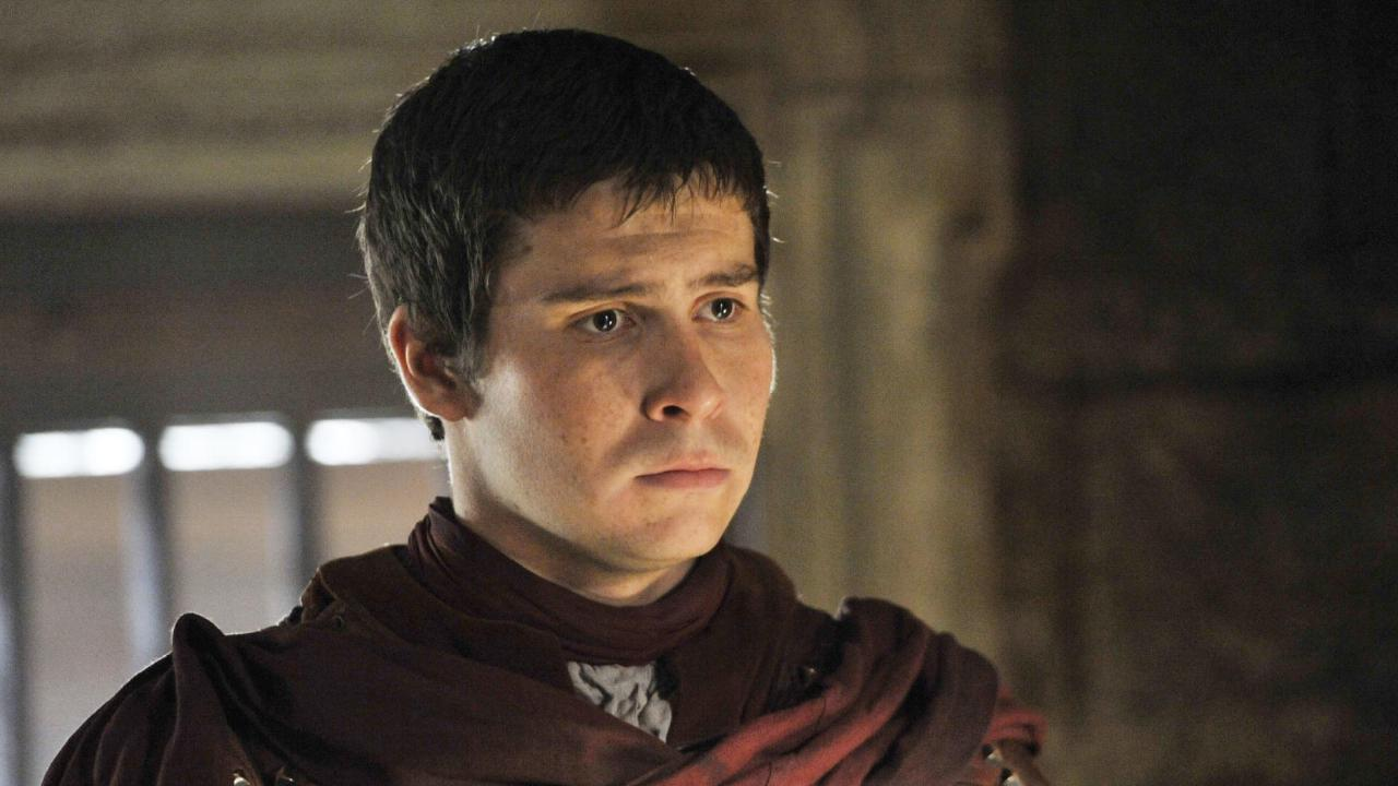 Game of Thrones star Daniel Portman has experienced a number of disturbing fan encounters.