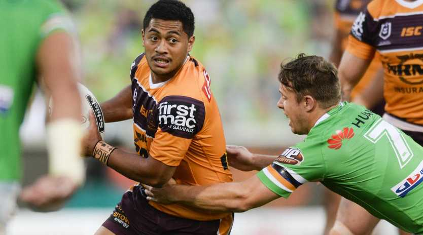 There are no more excuses for Anthony Milford. Image: AAP Image/Rohan Thomson