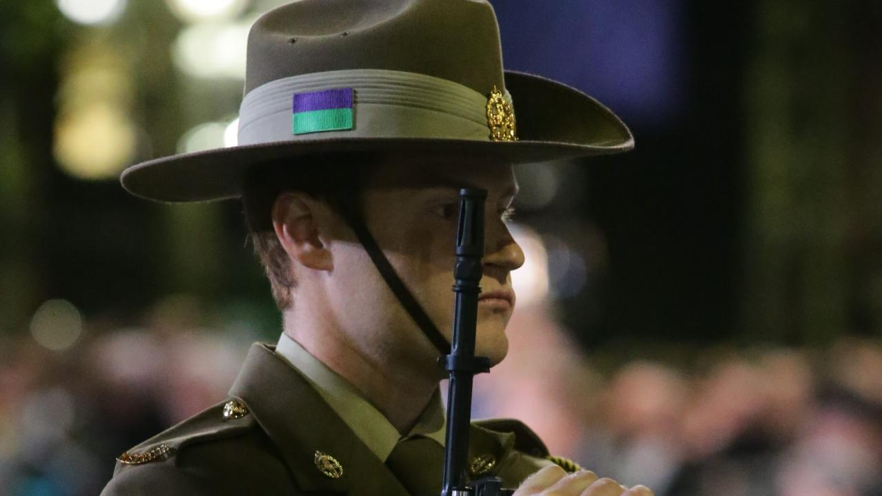 Tens of thousands of Australians have risen early to honour war veterans this morning at dawn services across the nation.