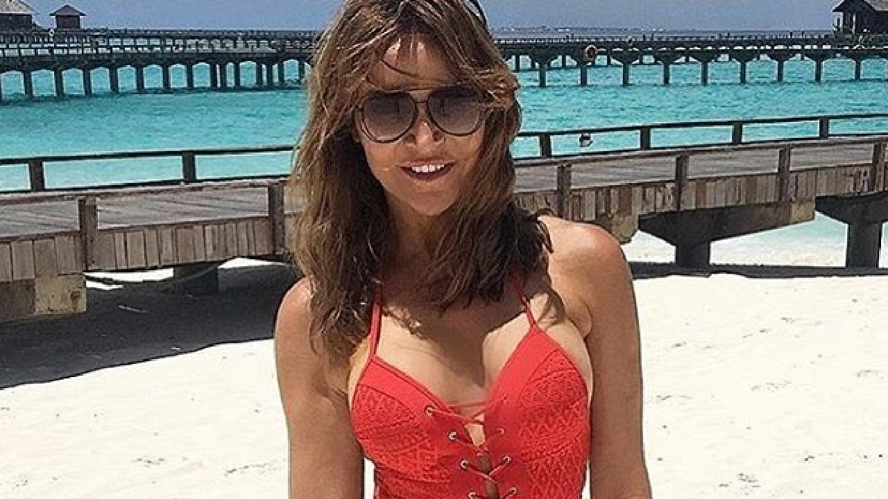 Lizzie Cundy has revealed the dark side to being a WAG.