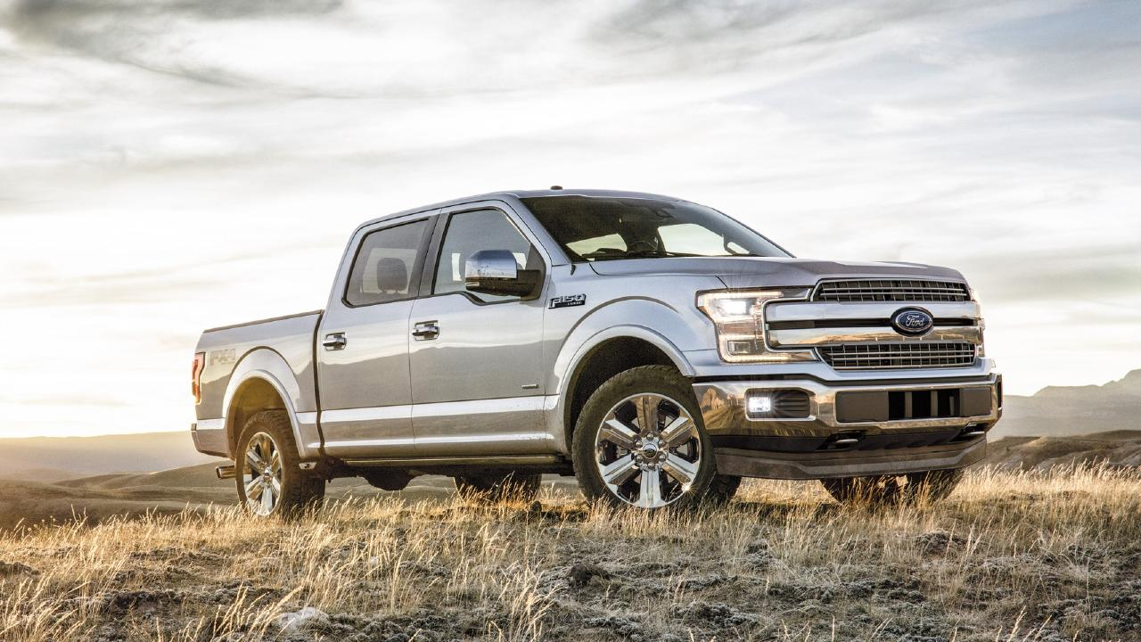 Ford is planning to build an electric version of the F-150.