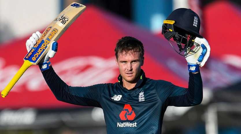 Jason Roy is missing a key county game due to back spasms.