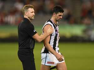 Footy world reacts to Anzac clash 'shame'