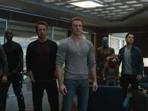Avengers smashes box office records