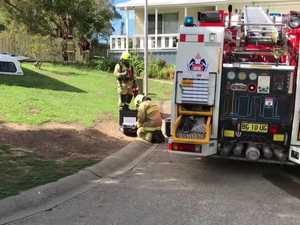 South Grafton kitchen fire