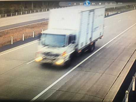 Can you identify this truck?
