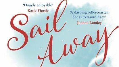NEW BOOKS: Celia Imrie's enjoyable new book, Sail Away.