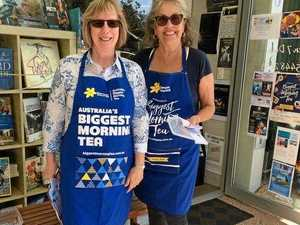 Peregian's mega time for a cuppa