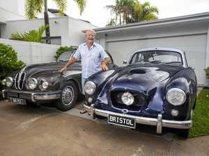 Hand-built Bristol beauties converge at Noosa for rally
