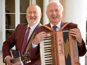 How folk duo has remained friends for more than four decades