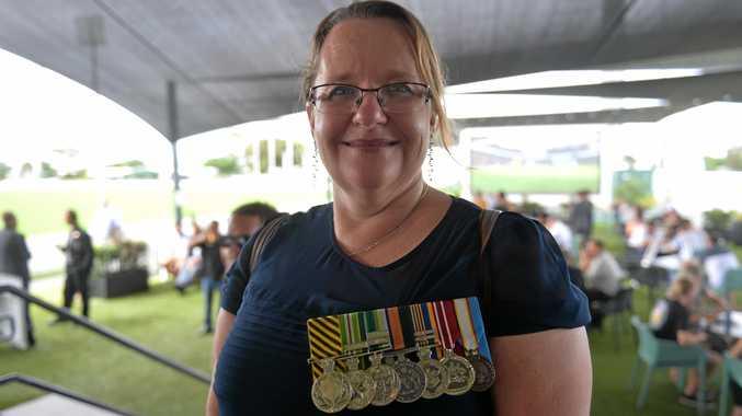 Australian military keeping the peace