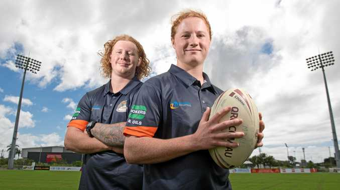 Sibling rivalry strengthens Wests Tigers