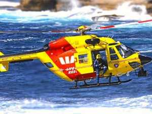 Push for a Coffs search and rescue helicopter service