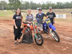 Big wet abandons CQ motor-cross champs tomorrow