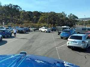 Parking debacle must end