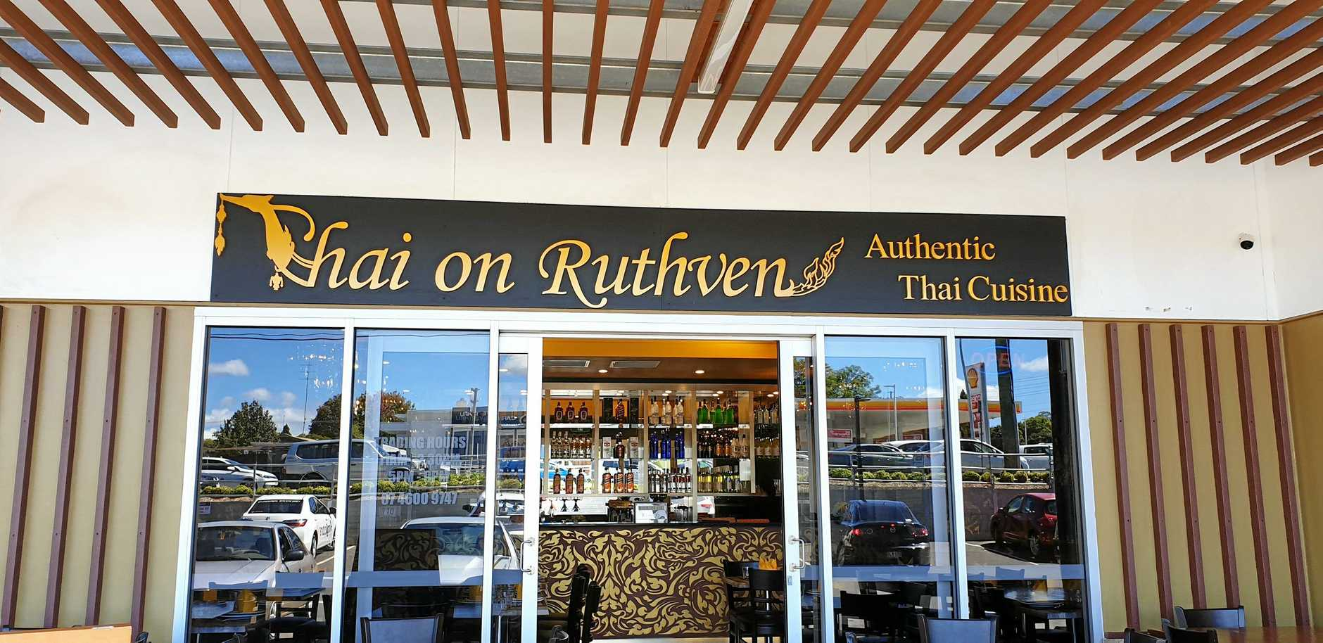 NOW OPEN: Thai on Ruthven, based at the Intersection in South Toowoomba, has opened for business.