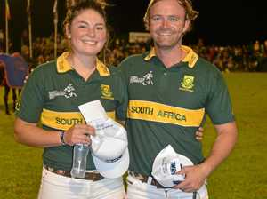 South Africa secures semi-final berth after beating Poms