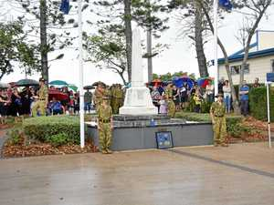 GALLERY: Calliope Anzac Day parade shows growth in crowds