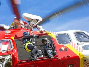 24 missions in 4 days: Busy time for rescue chopper
